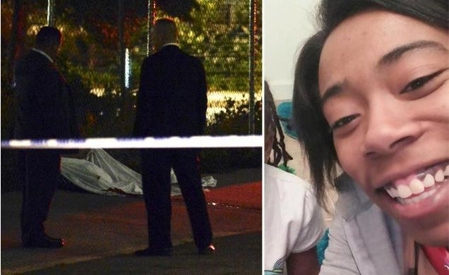 Cops looking for crazed ex-boyfriend of woman, 23, who was shot to death near Brooklyn Bridge Park
