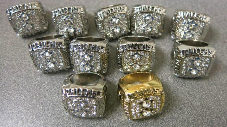 $680G worth of fake NHL, NFL and MLB championship rings confiscated at Detroit airport