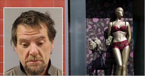 Drunk Tennessee man arrested in bed with stolen $5,000 mannequin