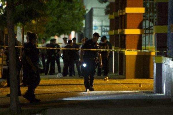 Brooklyn Father SHOT DEAD 1