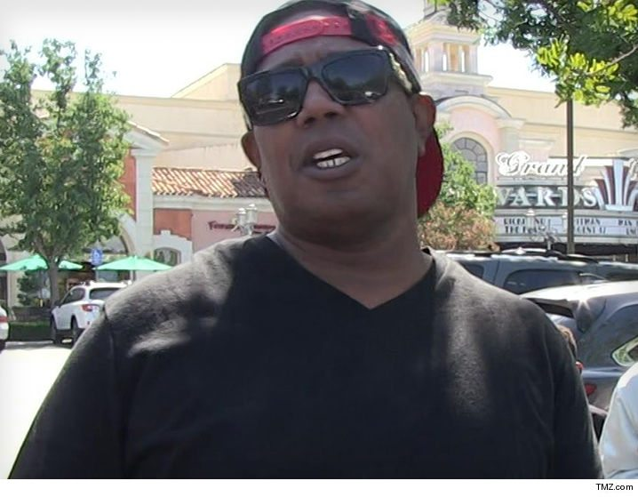MASTER P – Kids Make the Case – Dad Should Pay Less Child Support