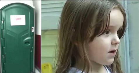 4-Year-Old Complains Of Nasty Smell At School