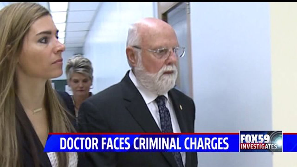 Fertility Doctor Secretly Used Own Sperm at Clinic