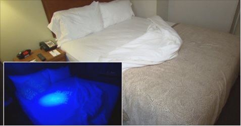 Multiple Hotels Do Not Change Bedsheets for New Guests