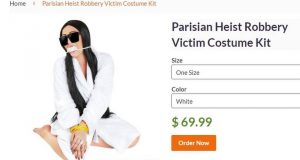 kim kardashian halloween custome
