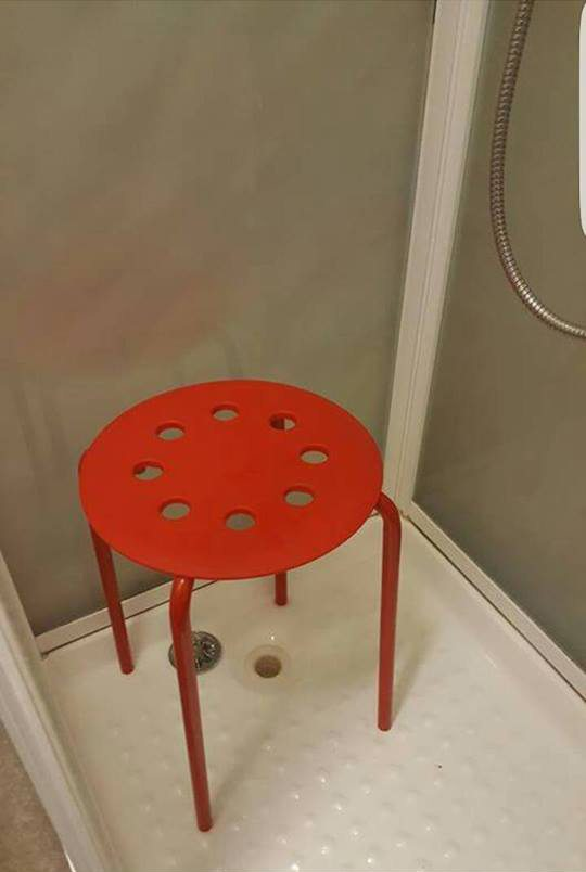 IKEA Stools declared Safe for Testicles