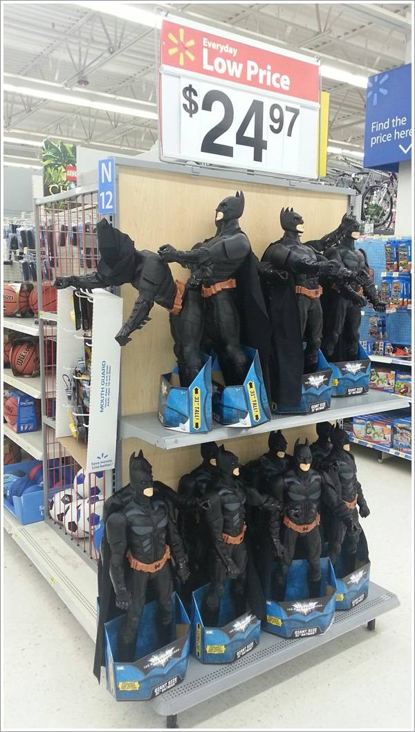Extremely Odd Images Spotted At Walmart
