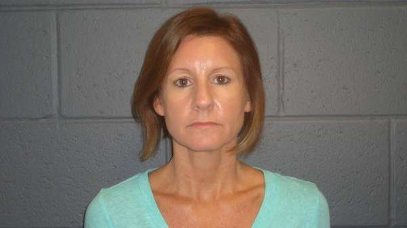 MOTHER GETS 15 YEARS IN PRISON FOR BANGING HER DAUGHTER'S TEENAGE BOYFRIEND