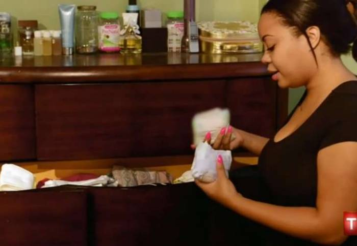 Meet The Woman Who Can't Stop Eating Diapers