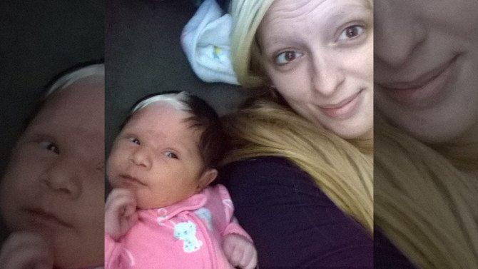 Mom High on Marijuana Falls Asleep on Baby