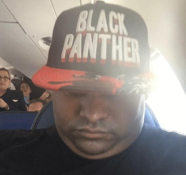 United Airlines Kicks Passenger Off Plane Because of Marvel Superhero Hat