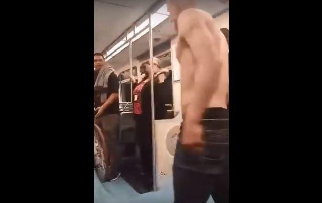 Shirtless Asshole