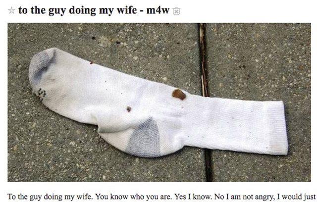 Chillest Husband Ever Posts An Epic Series Of Requests On Craigslist
