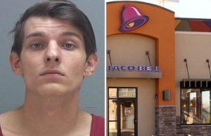 Taco Bell Employee Assaults 64-Year-Old Customer Using Martial Arts-Style Kicks