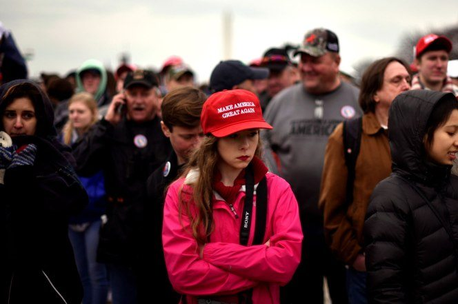 Trump supporters horrified to learn their hats weren't made in US