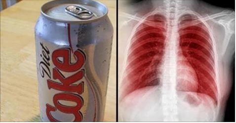 Diet Soda Affect on Your Body