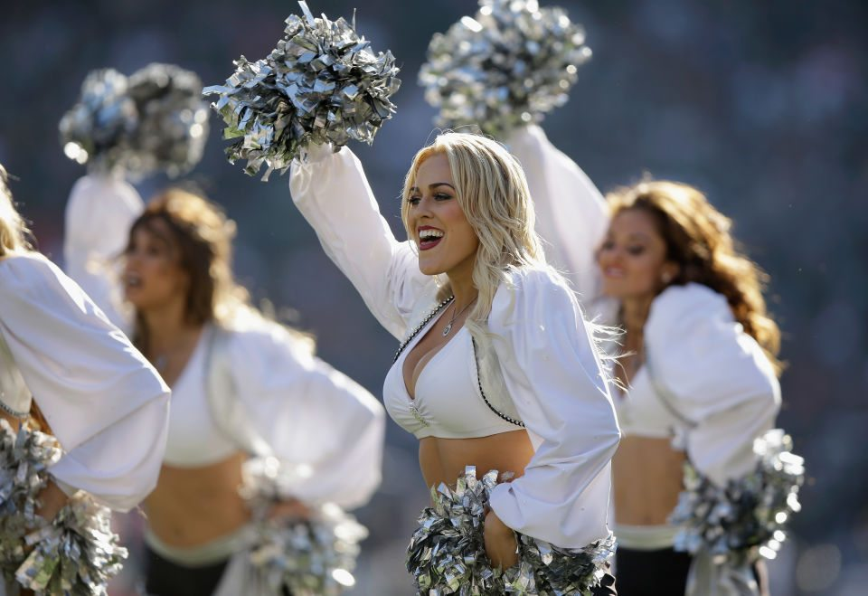 vegas raiders girls