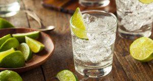 Drinking Gin