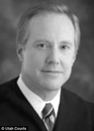 Utah Judge in rapist case