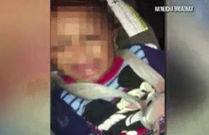 baby got tortured by mother
