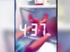 Babysitters from hell put infant in fridge for Snapchat