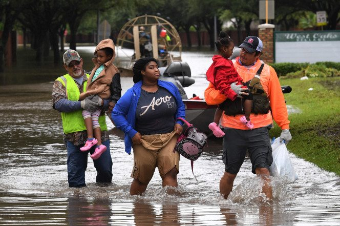 Professor fired over Harvey 'instant karma' tweet for Texas