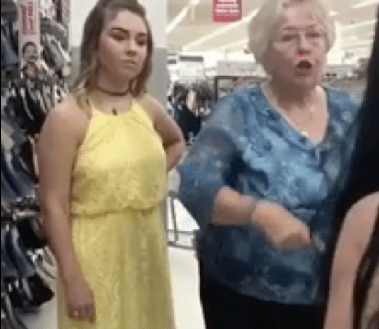 Woman Punches Girl After Grandma Confronts Her Over Thong Hanging Out