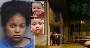 Mom accused of killing her babies by cooking them alive in oven