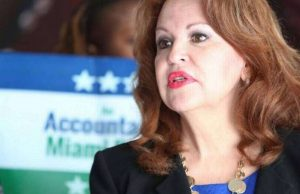 Miami politician says aliens took her on a spaceship