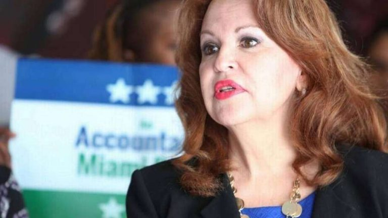 Miami politician says aliens took her on a spaceship. Now she's running for Congress.