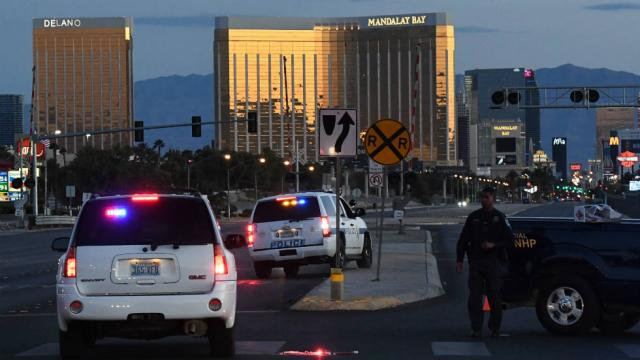 CBS executive fired after saying Las Vegas victims didn't deserve sympathy